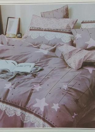 Качественные комплекты постельного белья 100% хлопок (фланель)