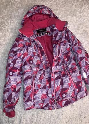Куртка зимняя {лыжная}
