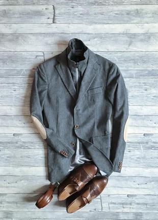 Мужской итальянский пиджак eredi pisano
