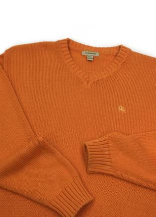 Burberry свитер кофта пуловер джемпер оригинал