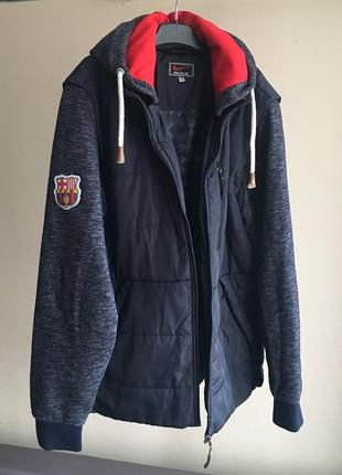 Куртка - трансформер nike