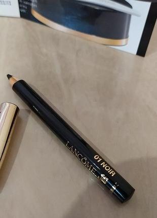 Карандаш мини-подводка lancome le crayon khôl - чёрный