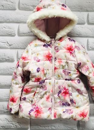 E-vie angel   стильная деми  куртка на девочку  5 лет