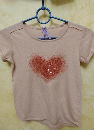 Классная футболка love