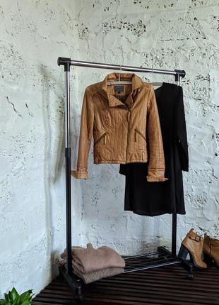 Куртка косуха утепленная lee cooper