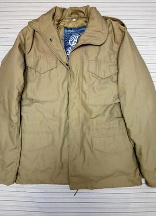Куртка тактична зимова тактическая зимняя парка brandit