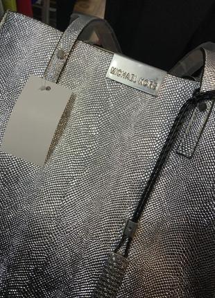 Тройная сумка michael kors (в комплекте косметичка и кошелёк)