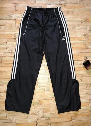 Фирменные, оригинальные, новые, спортивные брюки adidas