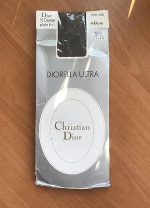 Колготы 15 den dior