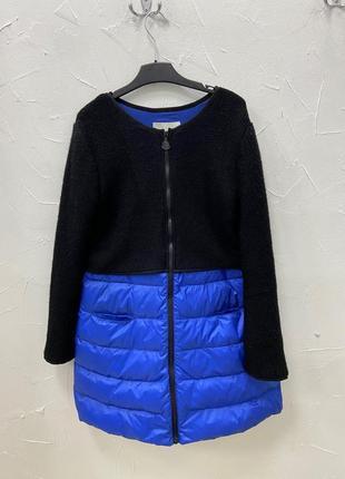 Пальто moncler. размер 42 (s) торг