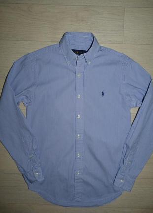 Рубашка polo ralph lauren размер xs