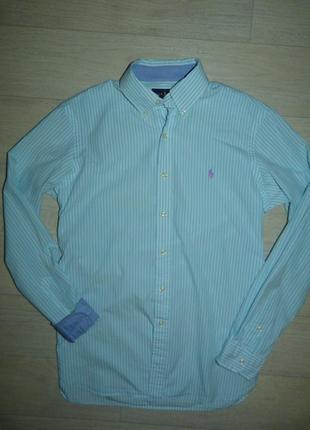 Рубашка polo ralph lauren размер sp