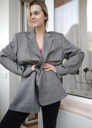 Пиджак из шерсти в магазине 700 фунтов