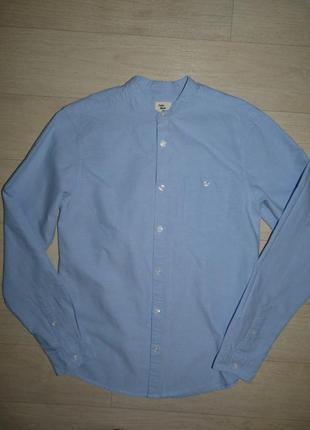 Плотная котоновая рубашка cedarwood state размер s