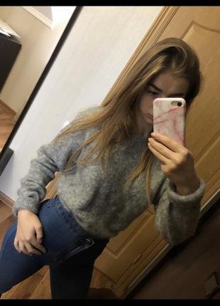 Трендовый свитер