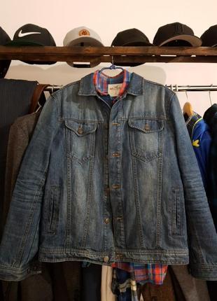 Джинсовая куртка cedar wood state