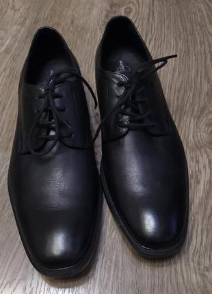 Кожаные туфли memohis