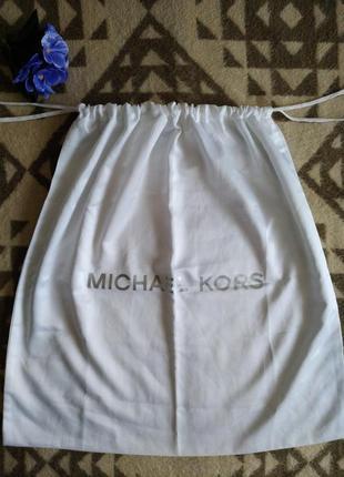 Брендовый пыльник michael kors мешок для хранения сумки
