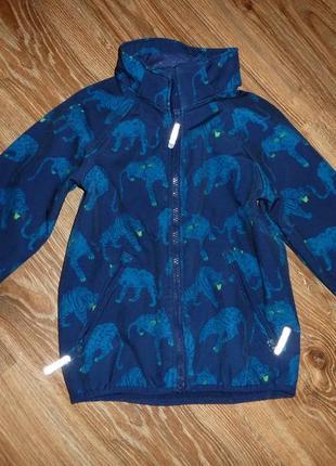 Hm куртка, ветровка, софтшелл на 6-7 лет