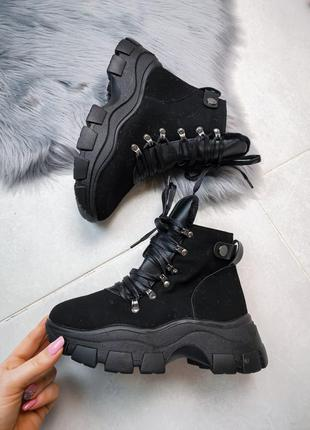 Стильные ботиночки новинка