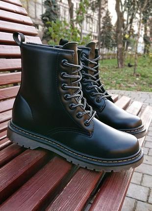Стильные зимние ботиночки новинка