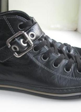 Кожаные ботинки paul green р.3.5