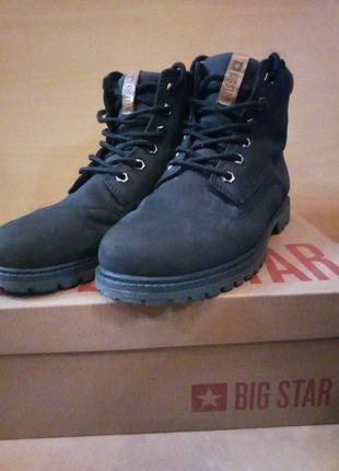 Ботинки bigstar