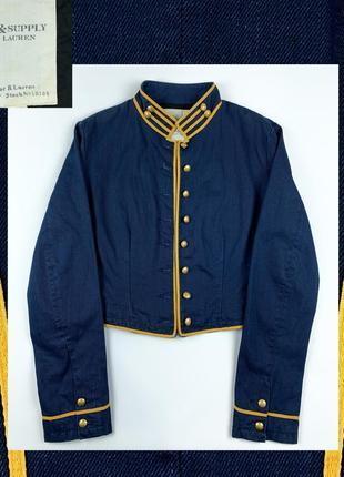 Denim & supply by ralph lauren женская куртка жакет