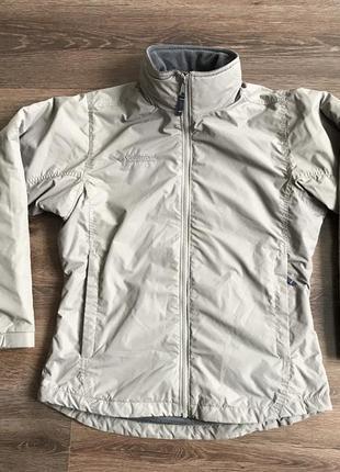 Куртка осенняя флиска демисезонная