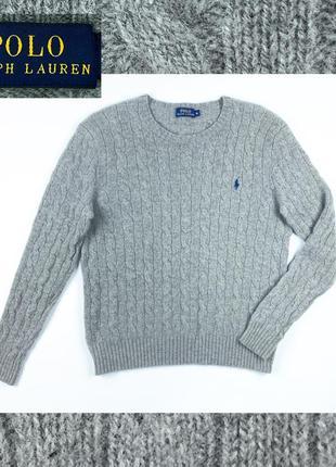 Polo ralph lauren женский свитер шерсть