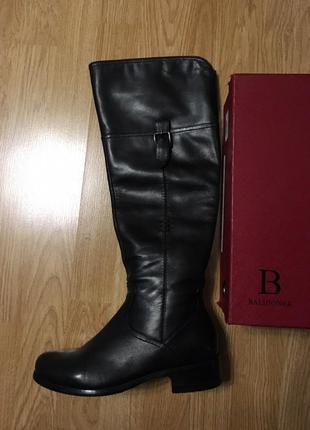 Черные сапоги (осень-зима)