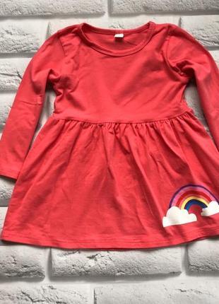Matalan стильное платье на девочку 18-24 мес