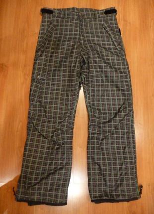 Горнолыжные штаны немецкой фирмы сrane.
