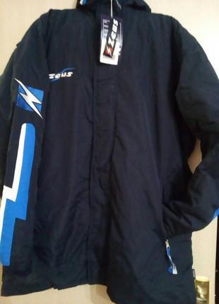 Зимняя куртка zeus