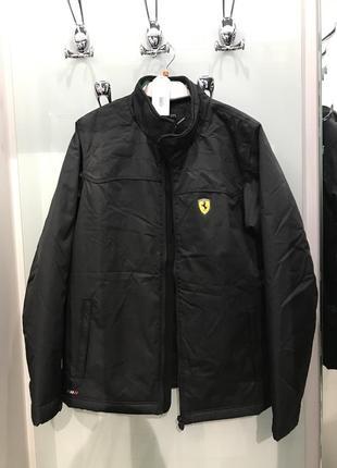 Куртка зимняя феррари puma ferrari m куртка на зиму