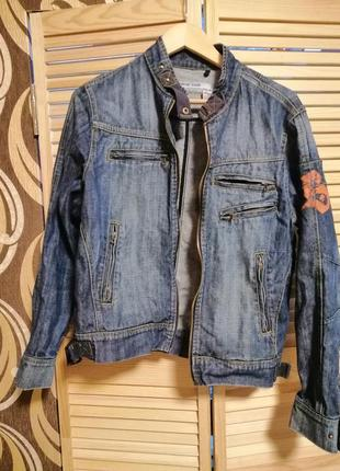 Куртка джинсова samurai jeans