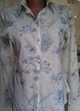 Блузка лёгкая,летняя,воздушная loft shirt