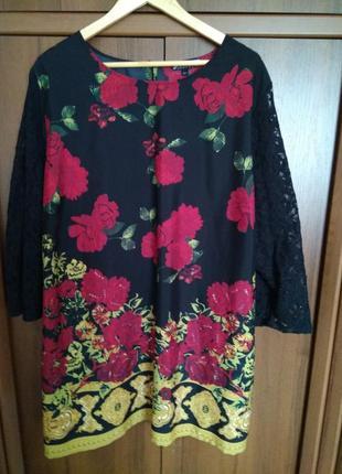 Блуза туніка