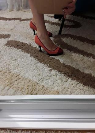Туфли , каблук 10 см