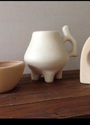 Набор керамических ваз, болгарская керамика