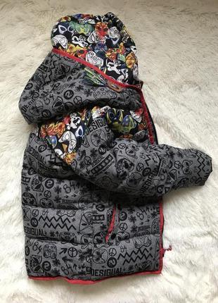 Зимова куртка desigual