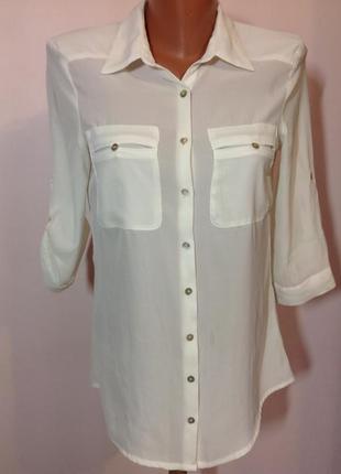 Базовая спортивная блузка. /s/ brend h& m