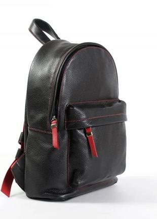 Рюкзак женский брендовый дизайнерский кожаный городской borlino оригинал новый недорого