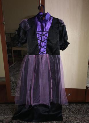Платье карнавальное костюм принцесы белоснежки