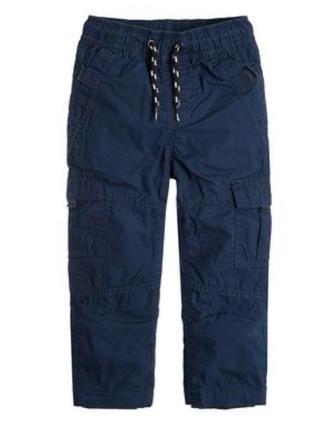 Новые тёплые джинсы для мальчика. cool club. размер 4 года
