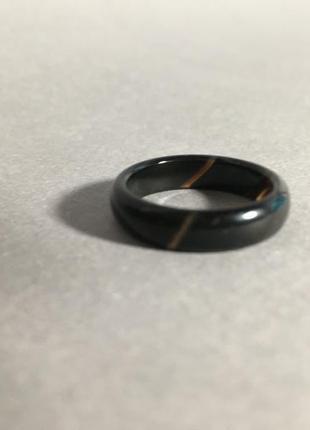 Кольцо керамика чёрное!!!премиум класса !