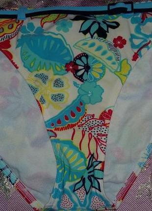 Пляжные женские плавки sloggi