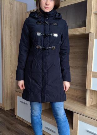 Пуховик зимний зима куртка курточка