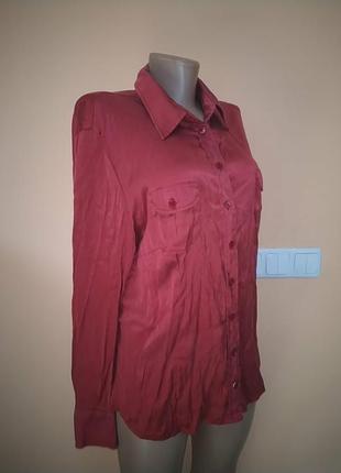 Шёлковая рубашка basler