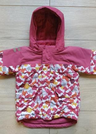 Зимняя (лыжная) куртка h&m